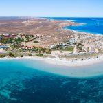 Coral Bay Panorama