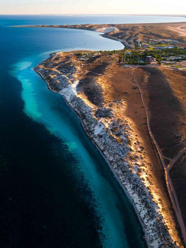 Coral Bay Coastline