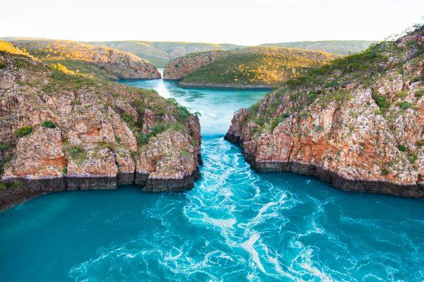 NW04 - THorizontal Falls, The Kimberley